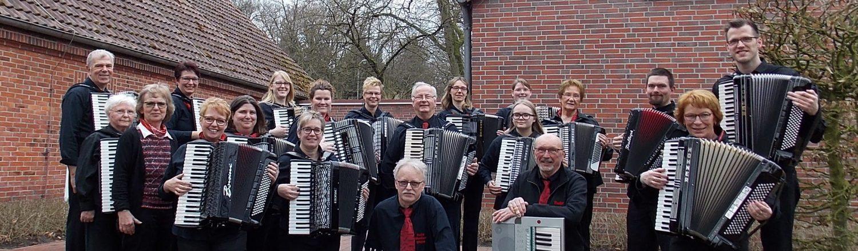 Die Huder Akkordeongruppe